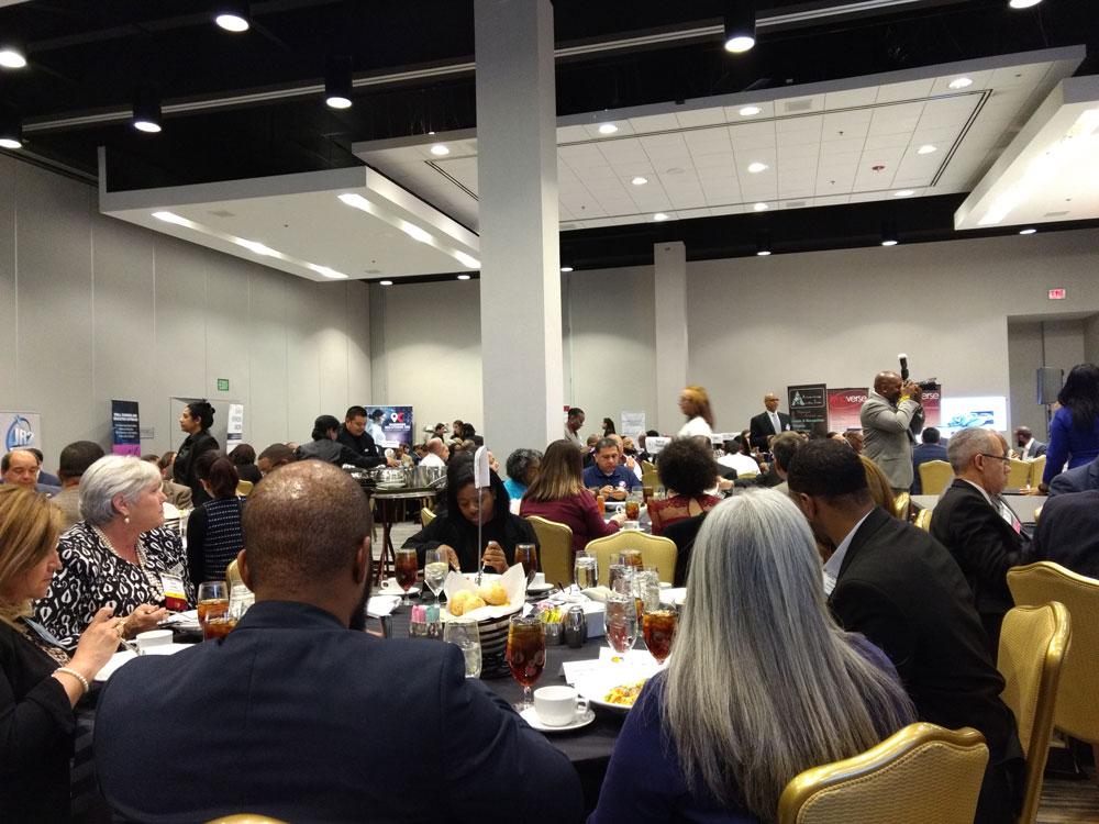HMSDC Networking Luncheon 2018