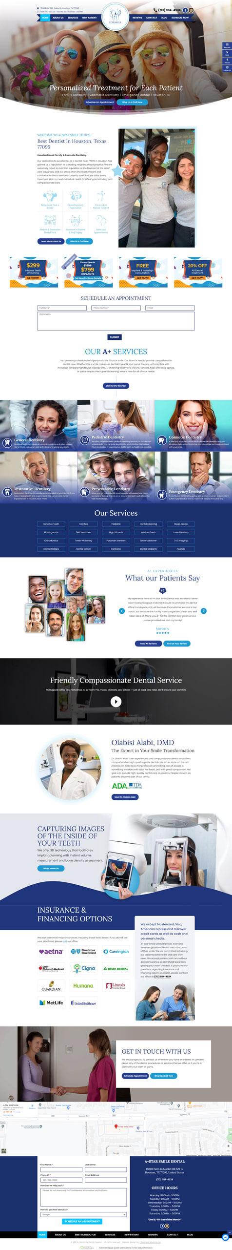 A Plus Dental Care