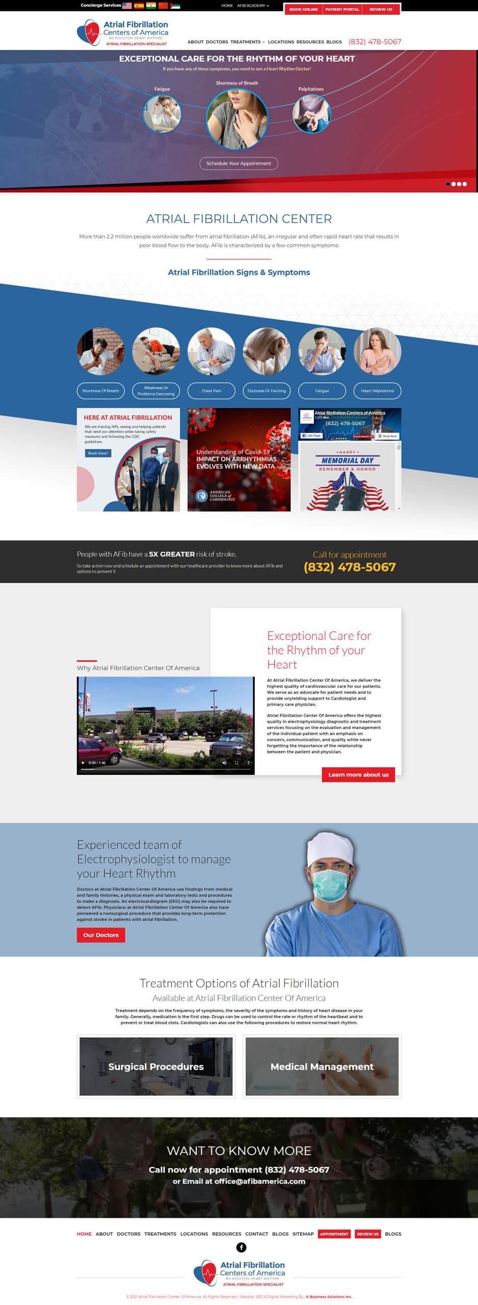 Atrial Fibrillation Center