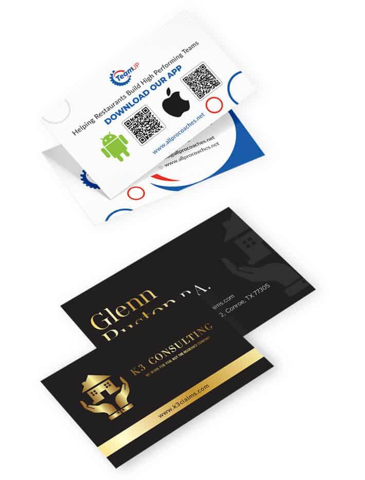 Branding Business Card