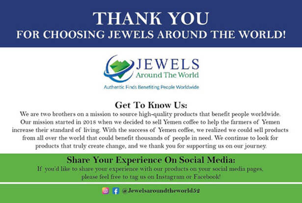 Jewels Around The World