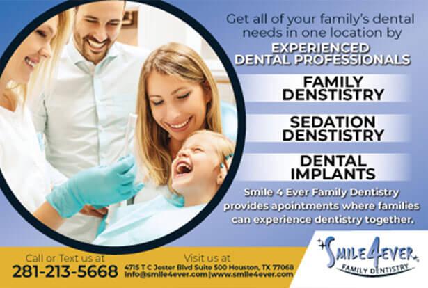 Smile 4 Ever Family Dentistry