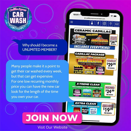 Cadillac Car Wash