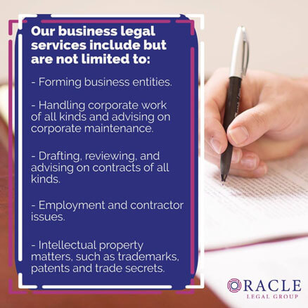 Oracle Legal Group