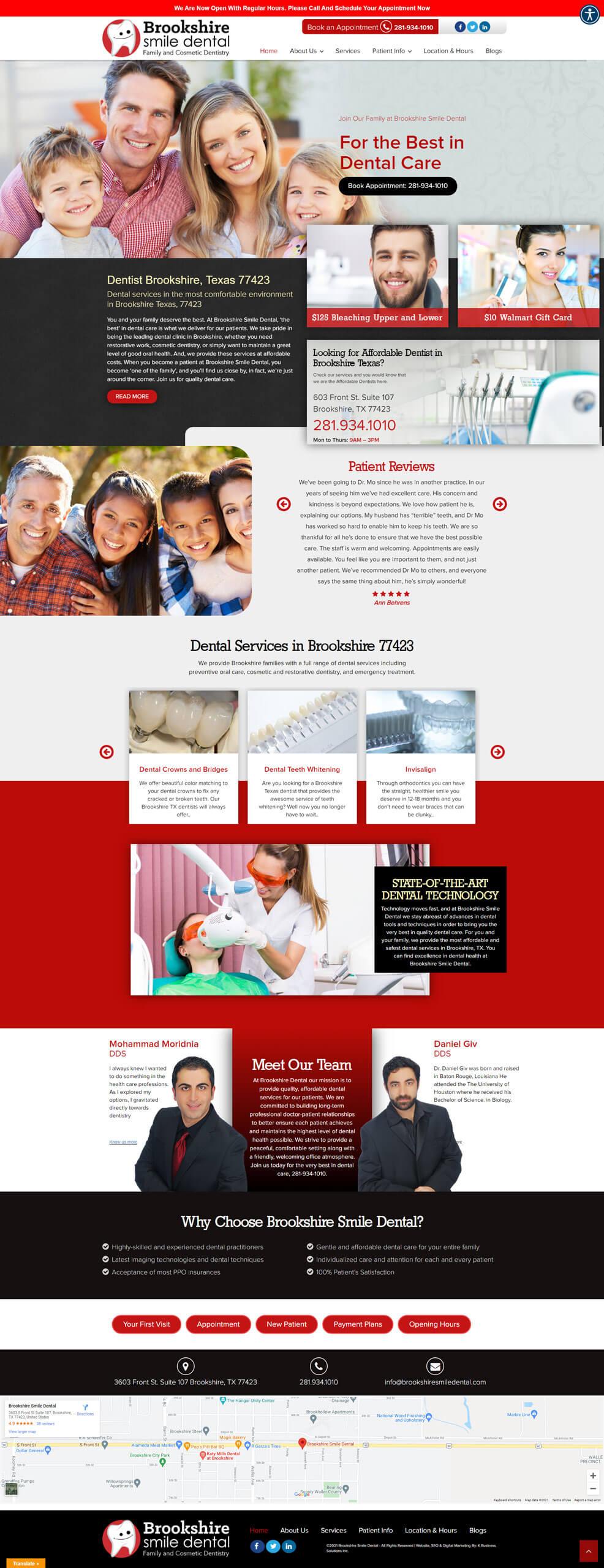 Brookshire Family Dental