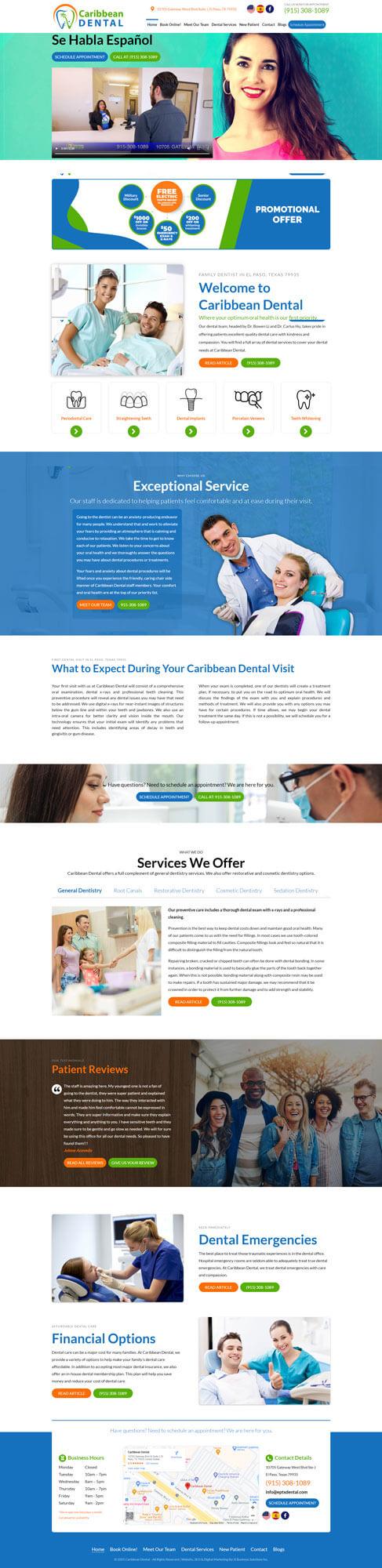 Caribbean Dental