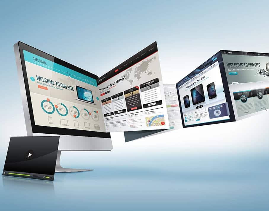 Web Design – Choosing Custom Websites vs Templates