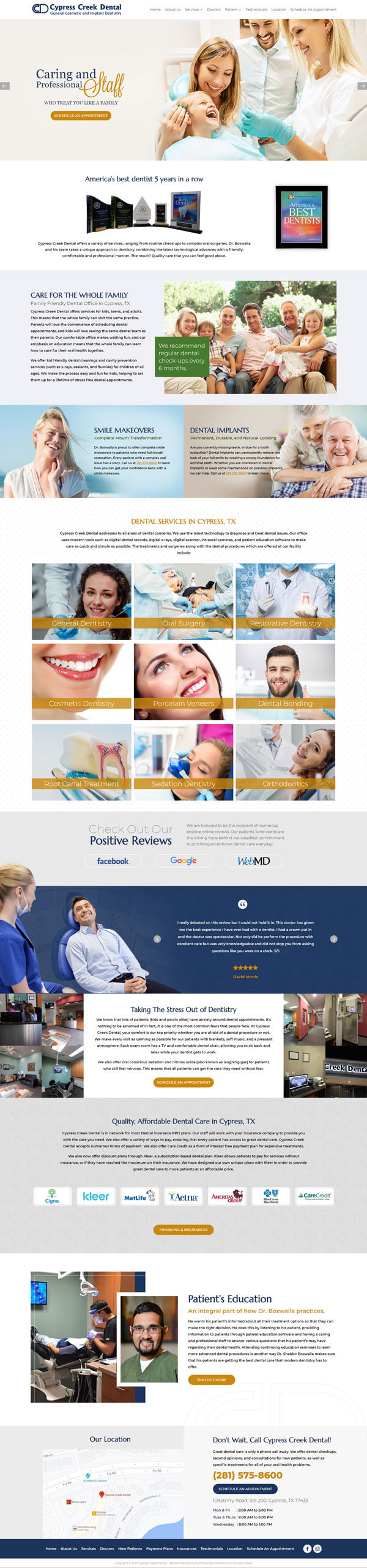 Cypress Creek Dental