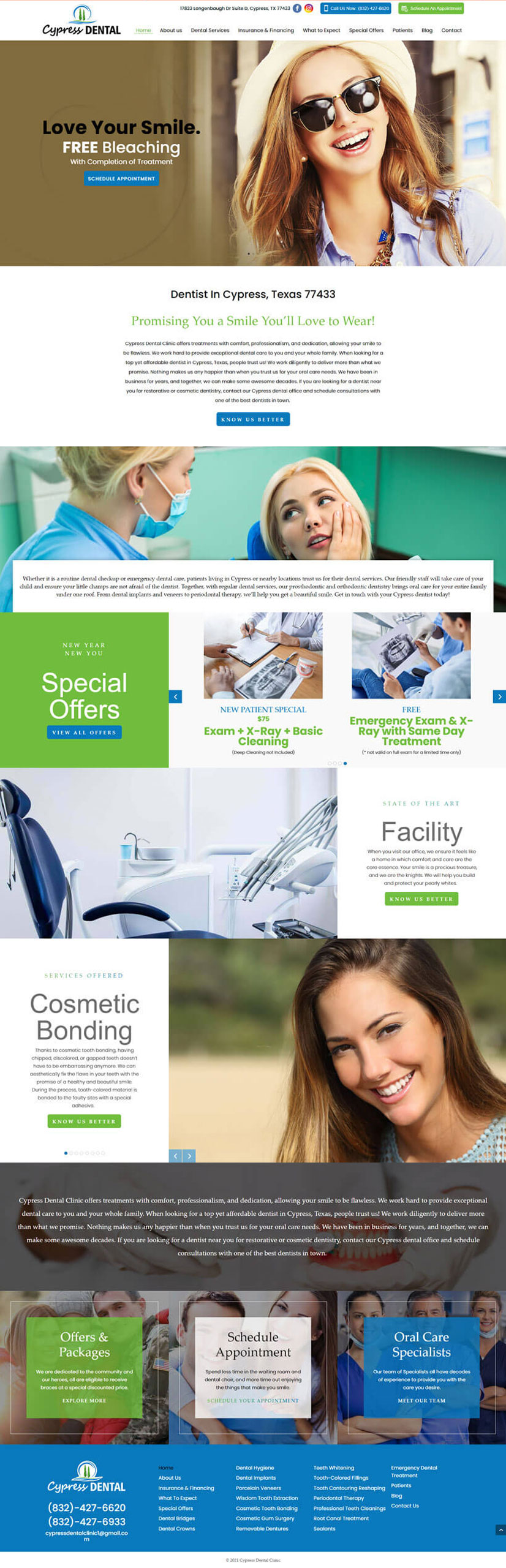 Cypress Dental Clinic