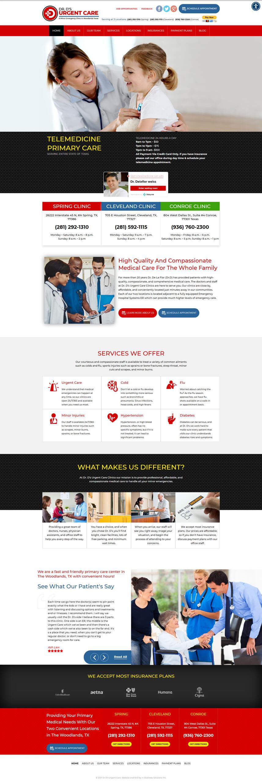Dr Ds Urgent Care