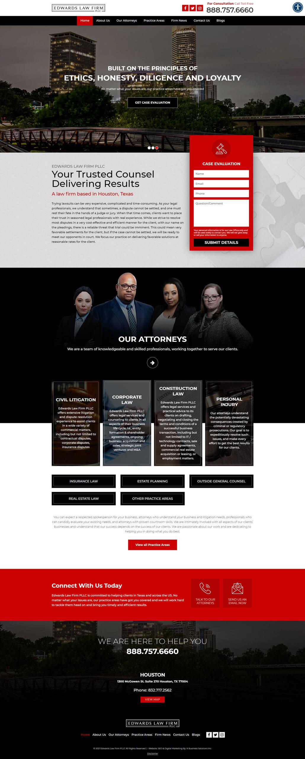 Edwards Sutarwala Partners