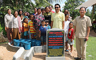 Hosting110 Cambodia Water Well
