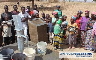 Hosting110 Nigeria Water Well
