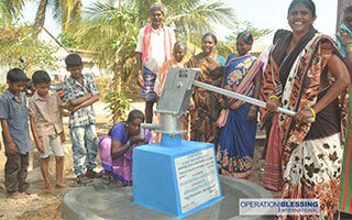 Hosting110 India Water Well