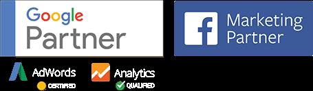 Google & Facebook Marketing Partner