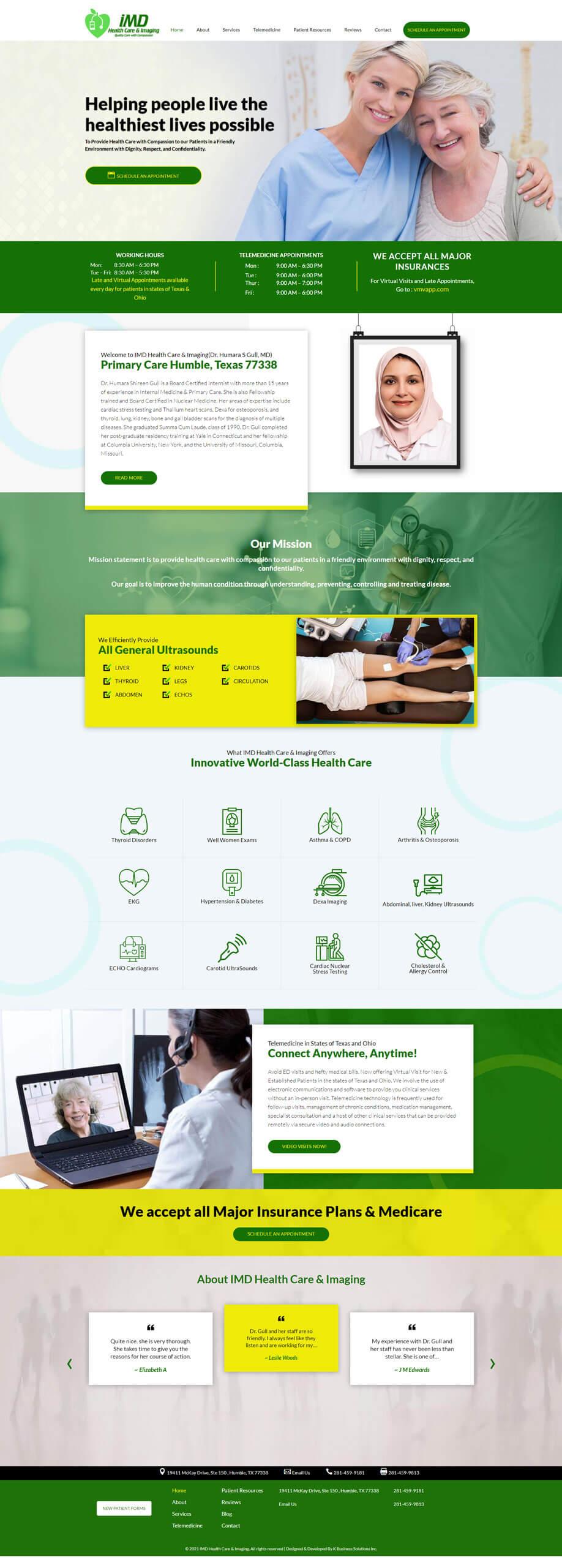 IMD HealthCare