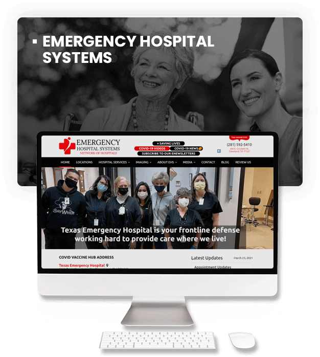 Emergency Hospital Systems