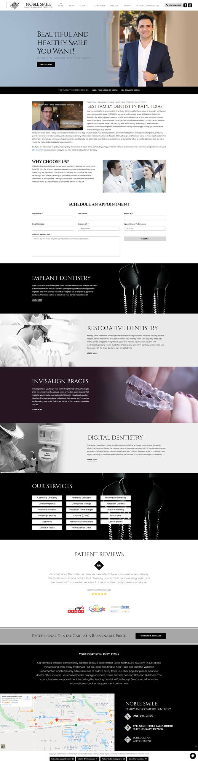 Noble Family Dentistry