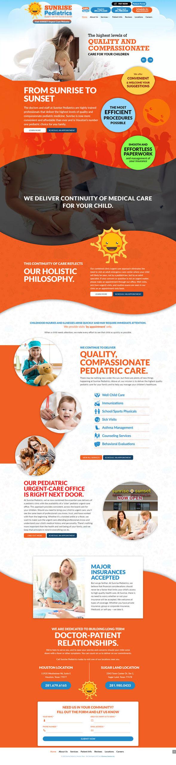 Sunset Pediatrics