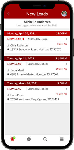 Telge Roofing - New Leads