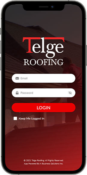 Telge Roofing - Sign In