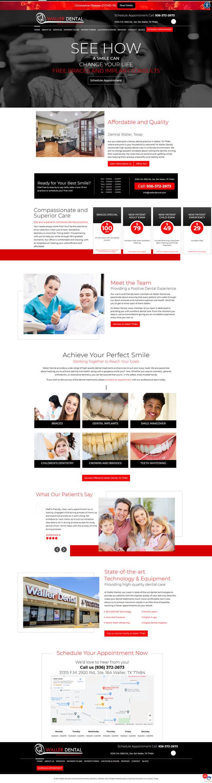 Waller Dental