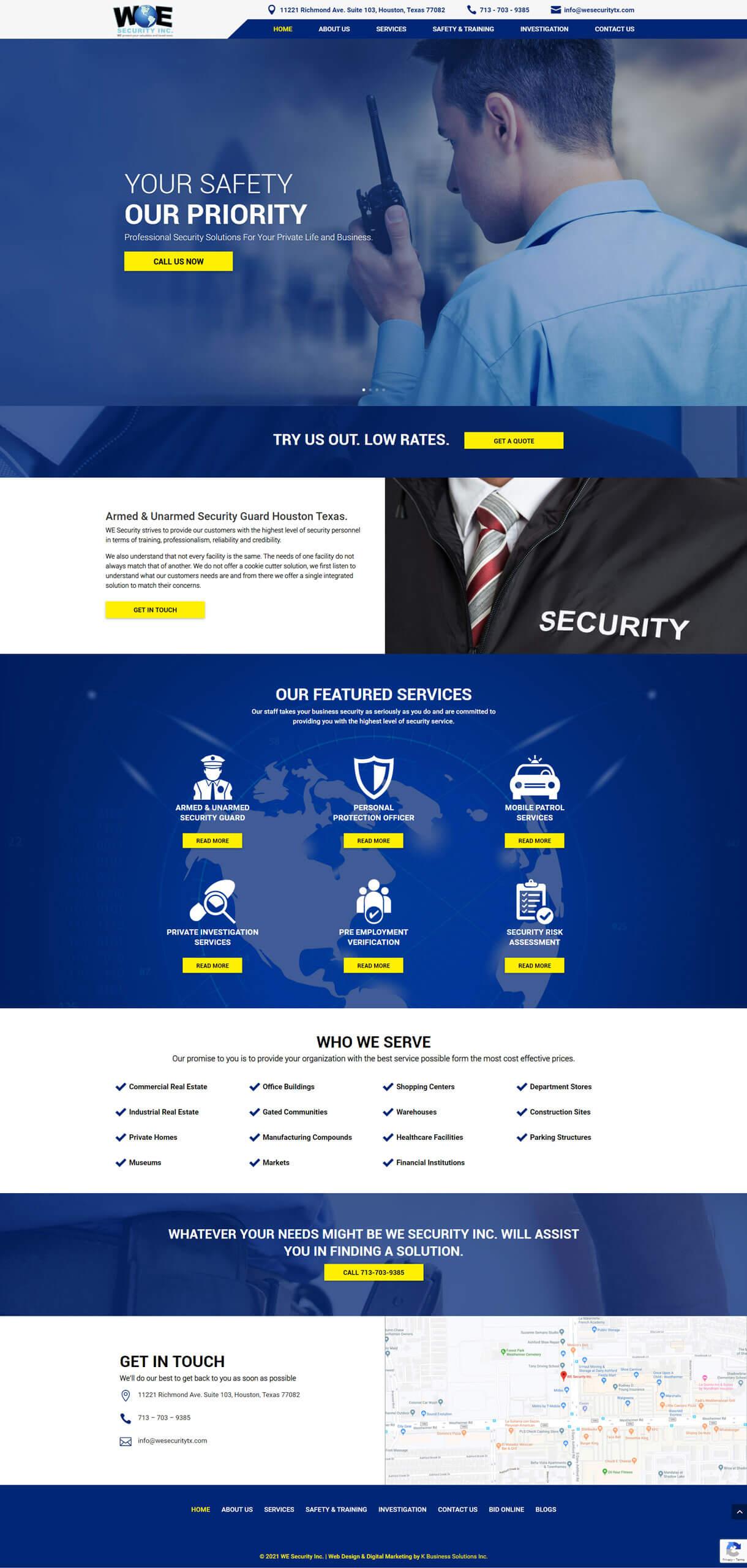 We Security